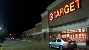 Target on Thanksgiving