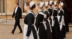 Dowton Abbey's servants
