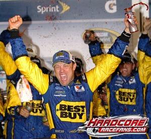 Matt Kenseth wins the 2012 Daytona 500
