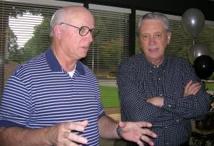 Dad and Daniel Vestal