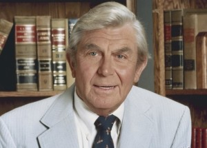 Andy Griffith as Ben Matlock