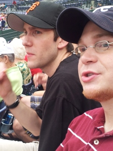 Brian and Daniel