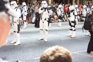 Dragon*Con Parade storm troopers