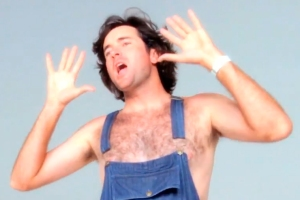 "Bubba in his 2011 debut music video ""Oh, Oh, Oh."""