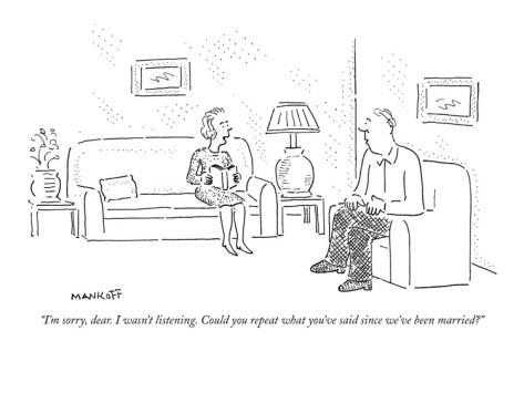 Robert Mankoff New Yorker cartoon