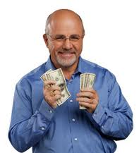 I never Dave Ramsey without cash. He must be doing something right.