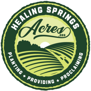 Healing Springs Acres logo